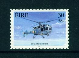 IRELAND  -  2000  Military Aircraft  30p  Self Adhesive  Used As Scan