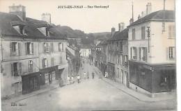 JOUY EN JOSAS - Rue Oberkampf - Jouy En Josas