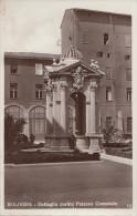 ITALY - Bologna 1934 - Dettaglio Cortile Palazzo Comunale - Bologna