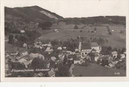 AUSTRIA - Fliegeraufnahme Altmunster - Autriche