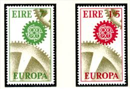 1967 - IRLANDA - EIRE - IRELAND - Mi. 192/193 -  MNH - (PG10062014...) - 1949-... Repubblica D'Irlanda