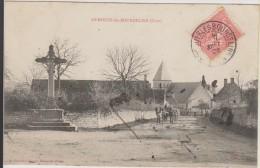 D18 - OUROUER LES BOURDELINS - MONUMENT CROIX - état Voir Descriptif - Autres Communes