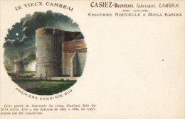 59 CPA LE VIEUX CAMBRAI  Première Enceinte Sud  Fabricant CASIEZ BOURGEOIS Chicorée Nouvelle & Moka Casiez - Cambrai