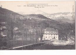 24229 Mandailles-Hotel Des Touristes Et Le Puy Mary -2018 Pierre Malroux - France