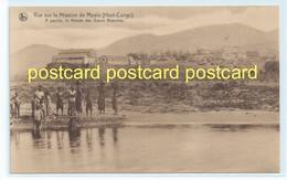 HAUT-CONGO - VUE SUR LA MISSION DE MPALA. OLD POSTCARD C.1910 #101. - Belgian Congo - Other