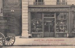 SOCIETE DES ATELIERS D´AVEUGLE - Maison Et Vente 9 Rue De L´Echelle - Petits Métiers à Paris