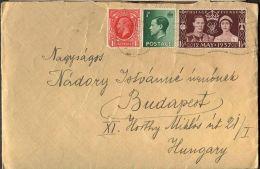 GB - THREE KING - S. KENSINGTON - 1938 - 1902-1951 (Kings)