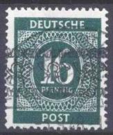 CC-/-649. Ref.  MICHEL  ,  N° 58 I ,  Gest.   ,  Cote 250.00 €,  Je Liquide - American/British Zone