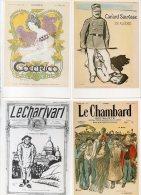 """LIBERT� DE LA PRESSE . """" JOURNAUX ANCIENS """" . 2e S�RIE . POCHETTE DE 10 CARTES POSTALES - R�f. n�7685 -"""