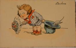 Cpa Illustrateur Alice Wanke (Ca 945) - Ohne Zuordnung