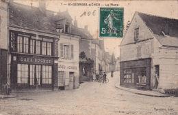 St GEORGES Sur CHER - La Place - Autres Communes