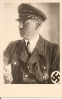 1938 - A.HITLER,  Gute Zustand, 2 Scan - Guerra 1939-45
