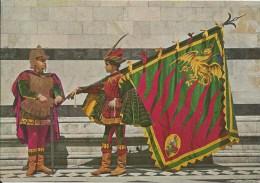SIENA - Sienne - Duce E Paggio Maggiore Del Drago - Siena
