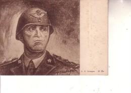 2a Guerra-- 12 Cartoline Con Fascetta Originale -- ASS. NAZ: Mutilati E INVALIDI DI GUERRA--(Vedi Foto) - War 1939-45