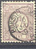 _4Nn928:  N° 33  : BOKSTEL-GOCH  B - Period 1852-1890 (Willem III)