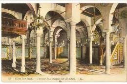 S1604 - 192 - Constantine - Intérieur De La Mosquée Sidi-El-Kétani - Constantine