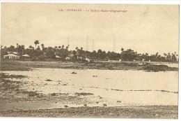 S1618 -126 - Conakry - La Station Radio-Télégrapique - Guinée