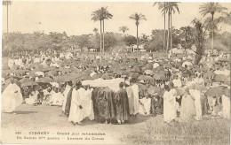 S1619 -361 - Conakry - Grand Jour Rahamadan - Lecture Du Coran - Guinée