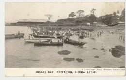 S1621  Susans Bay, Freetown,  Sierra Leone - Sierra Leone