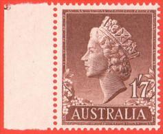 AUS SC #301 MNH 1957 Defin./Q E II CV $5.50 - 1952-65 Elizabeth II : Pre-Decimals