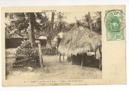 S1622  - 25 - Legba - Gardien Du Village - Dahomey