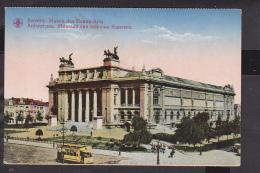 Antwerpen Museum Van Schoone Kunsten  Feldpost  1917 - Belgium