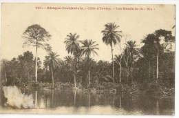 """S1628 - 901 - Côte D' Ivoire - Le Bords De La """"Bia"""" - Côte-d'Ivoire"""