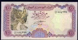 YEMEN : Banconota 100 Rials  (UNC) - Yemen