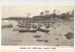 S1647 - Susans Bay - Freetown, Sierra Leone - Sierra Leone