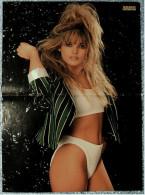 Kleines Musik Poster  -  Mandy Smith  -  Rückseite : Tom Cruise -  Von Bravo Ca. 1982 - Plakate & Poster