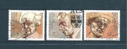 Allemagne Fédérale Timbre De 1978   N°806  A  808  Oblitérés - Gebraucht