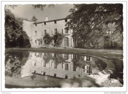 Chateau D'Ayres  Reflet Bassin - France
