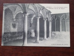 Cour De L'ancien Hôtel DRAECKE Rue Du St. Esprit Anvers ( 312 ) Anno 19?? ( Zie Foto Voor Details ) - Antwerpen