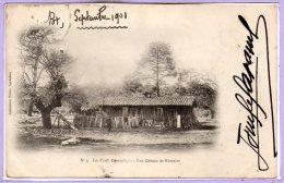33 - ARCACHON -- La Forêt - Uns Cabane De Résinier - Arcachon