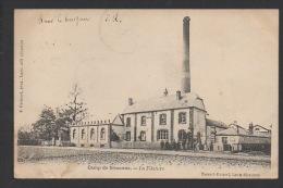 DF / 02 AISNE / SISSONNE / CAMP MILITAIRE / LA FILATURE / CIRCULÉE EN 1905 - Sissonne