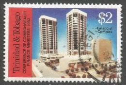 Trinidad & Tobago. 1983 Conference Of Commonwealth Finance Ministers. $2 Used. SG 631 - Trinidad & Tobago (1962-...)