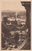 Cp , 75 , PARIS , Perspective Sur Le Jardin Des Tuileries Et L'Arc De Triomphe - Arc De Triomphe