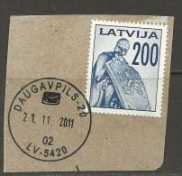 LATVIA Lettland 1992 Michel 334 O - Lettonie