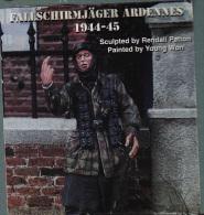 """- WARRIORS - Figurine """" Para Allemand Ardennes 1944-45  """" - 1/35°- Réf 35127 - Figurines"""
