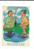 Humour  Série Pêche 858 1 LYNA Plein Mazout - Humour