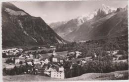 Haute  Savoie :  LES   HOUCHES  : Laiguille  Verte - Les Houches