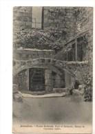 C P A------ASIE---PALESTINE-- JERUSALEM-------- Piscine Bethesda Ruines De L'ancienne église---voir 2 Scans - Palestine