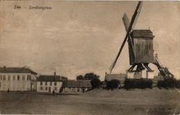 Zele  3 CP       Zandbergplein    1900 - Zele