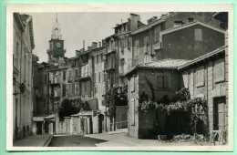 04 DIGNE - Rue Préfecture - Digne