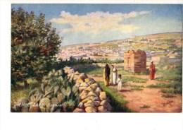 C P A------ASIE------------PALESTINE------------NAZARETH---voir 2 Scans - Palestine