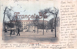 (16) - Angoulême - Caserne Du 107 E D' Infanterie - 2 SCANS - Angouleme