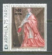 1974 REUNION ISLAND RICHELIEU MICHEL: 501 MNH ** - Réunion (1852-1975)