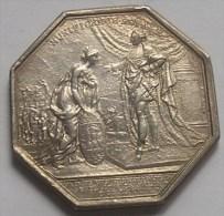 Jeton Société Royale D'Agriculture De Paris 1785 - Professionnels / De Société