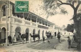 ALGER    GRAND HOTEL DU SAHARA - Algeri