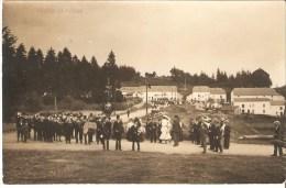 habay-la-neuve societ� de musique fete son vice president carte photo 16 aout 1908 les echos de rulles